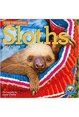 Sloths Calendar 2020