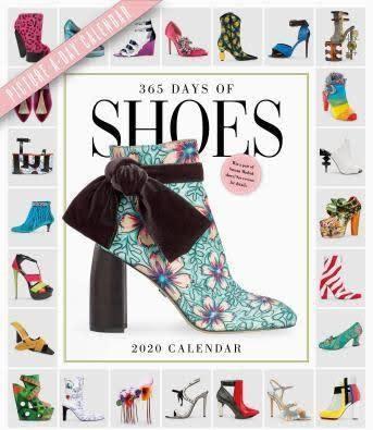 Shoe Calendar 2020 Shoes Calendar 2020   Just Fabulous