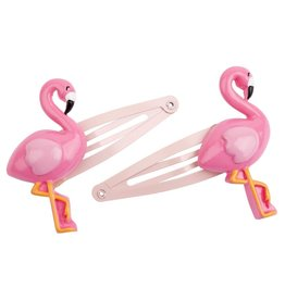 Sunnylife Hair Clips Flamingo S2