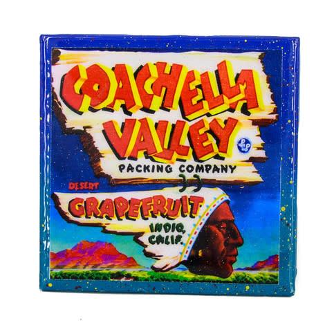 Coachella Valley Chief Coaster