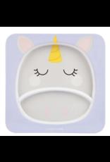 Kids Plate Unicorn