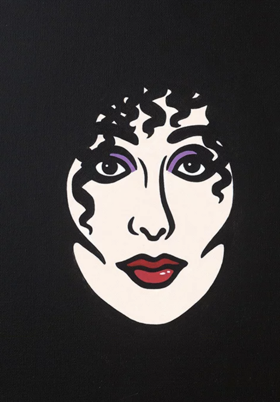 Cher 11x14 Matted Print