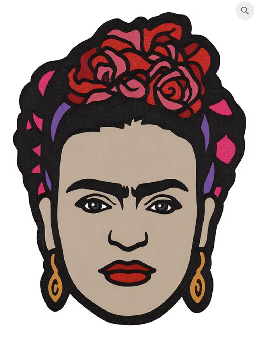 Frida 8x10 Matted Print