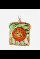 Avocado Toast Ornament