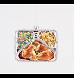 TV Dinner Ornament