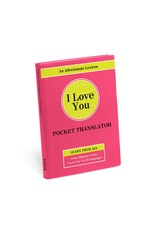 Pocket Translator-I Love You