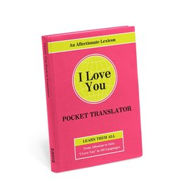 Pocket Translator-I Love You
