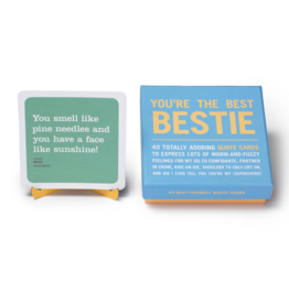 Best Bestie Quote Cards