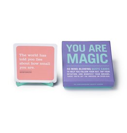 Positive Vibes Quote Cards