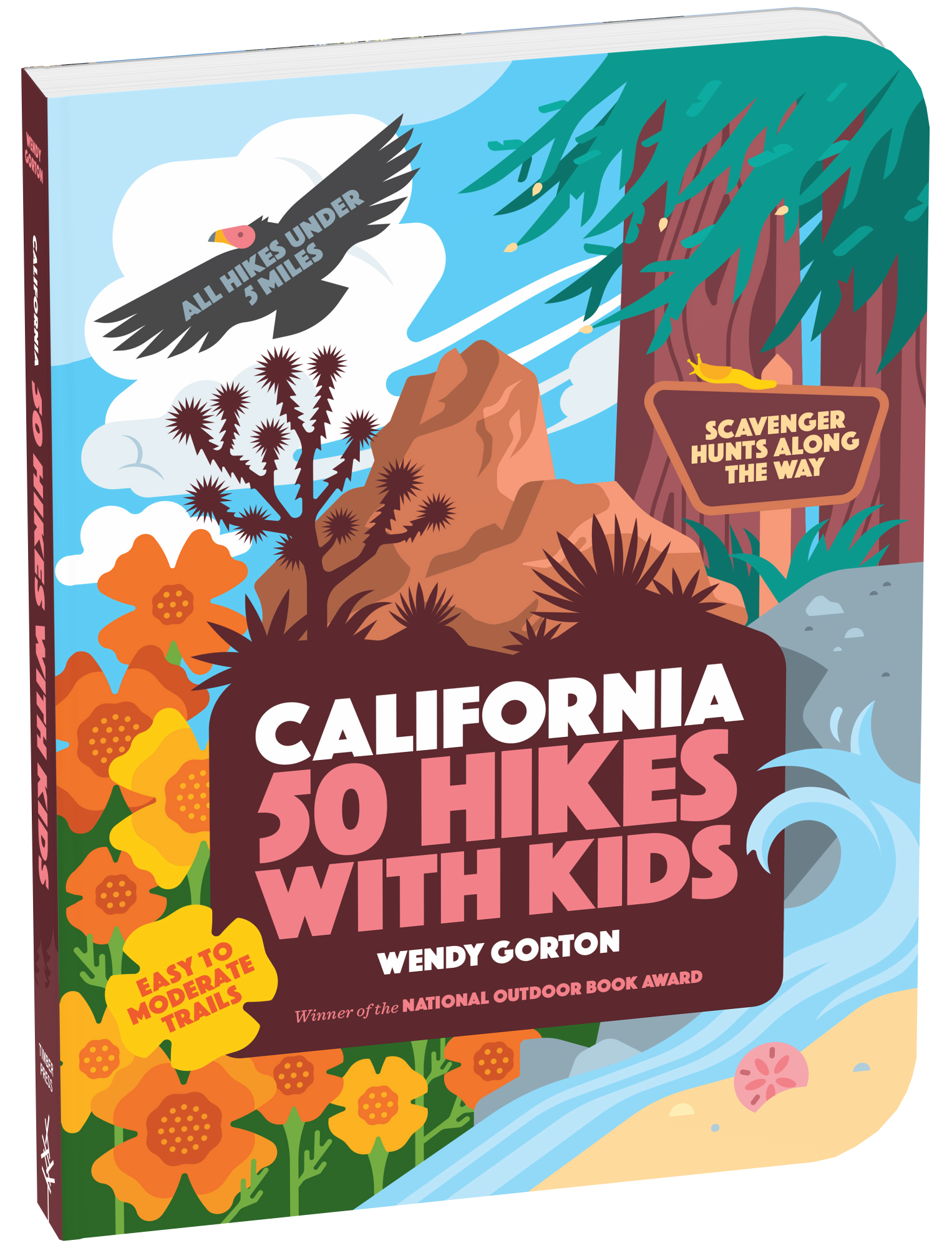 California 50 Hikes With Kids