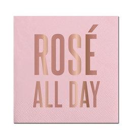 Rose All Day Napkins - Set of 20