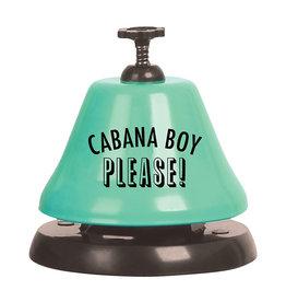 Cabana Boy Bell - Mint Color