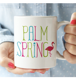 Palm Springs Flamingo Palm Springs Mug