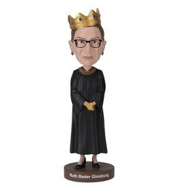 Notorious RBG Crown - Bobble Head