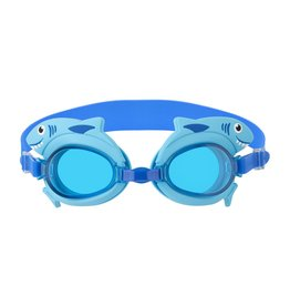 Kids Swimming Goggles 3-9 Shark