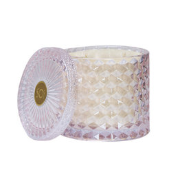 Peony Shimmer Double Wick Candle