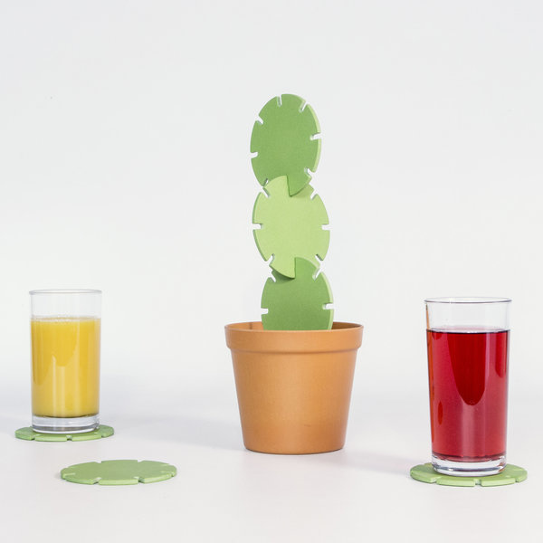 Cactus Coaster Construction Set