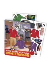 Mister Rogers Hello Neighbor Magnetic Dress Up