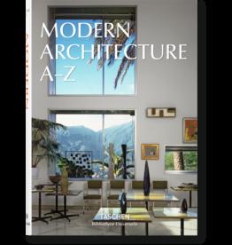 BU Hardcover: Modern Architecture A-Z