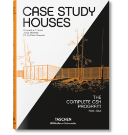 BU Hardcover: Case Study Houses