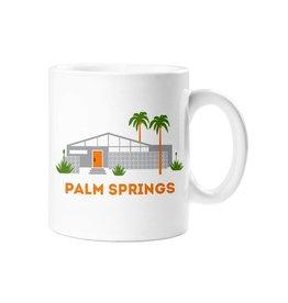 Palm Springs Home Sweet Home Mug