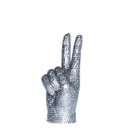 Peace Sign Tabletop Rhinestone