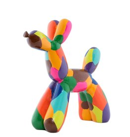 Koons Inspired Plus Artist Balloon Dog