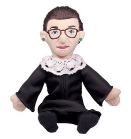 RBG Little Thinker Stuffed Doll