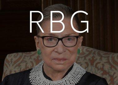 RBG - Bad Ass Women