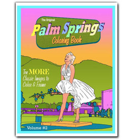Palm Springs Coloring Book-Volume #2