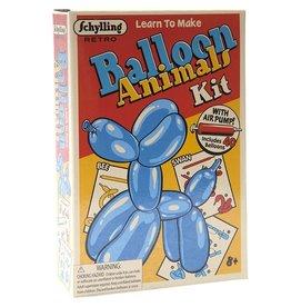 Retro Balloon Animal Kit