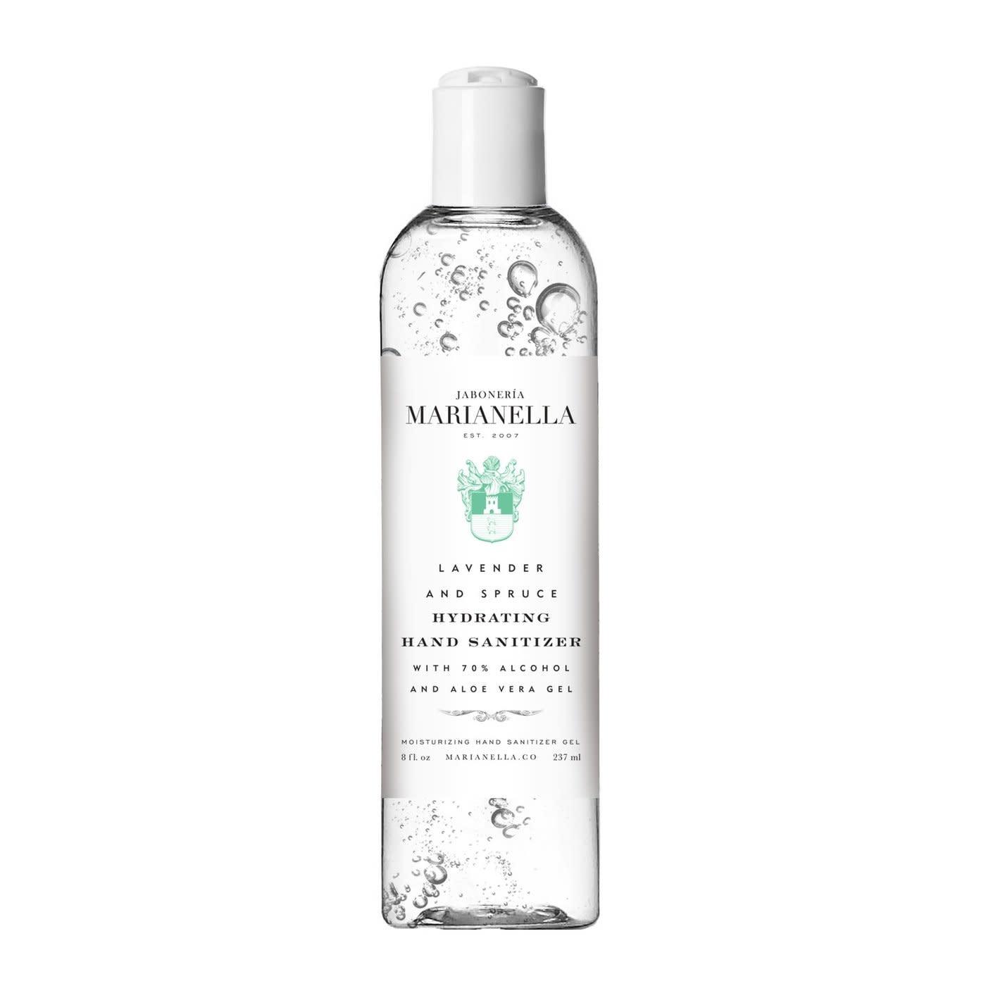 Lavender & Spruce Hydrating Aloe Hand Sanitizer