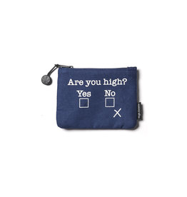 Are You High Small Smell Proof Bag