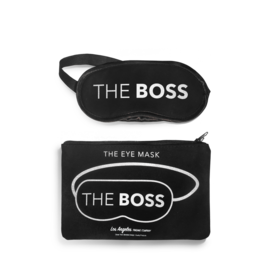 The Eye Mask: The Boss Lady