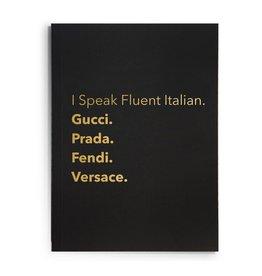 Journal - Fluent Italian