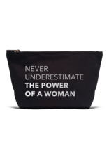 Pouch - Never Underestimate Power Of A Woman