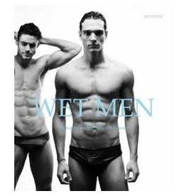 Wet Men Hardcover Coffee Table Book