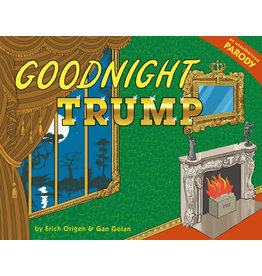 Goodnight Trump Hardcover