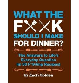 What The F**K Should I Make For Dinner