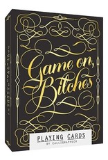 Game On Bitches Playing Cards