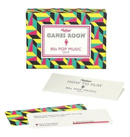 80s Pop Music Trivia Game