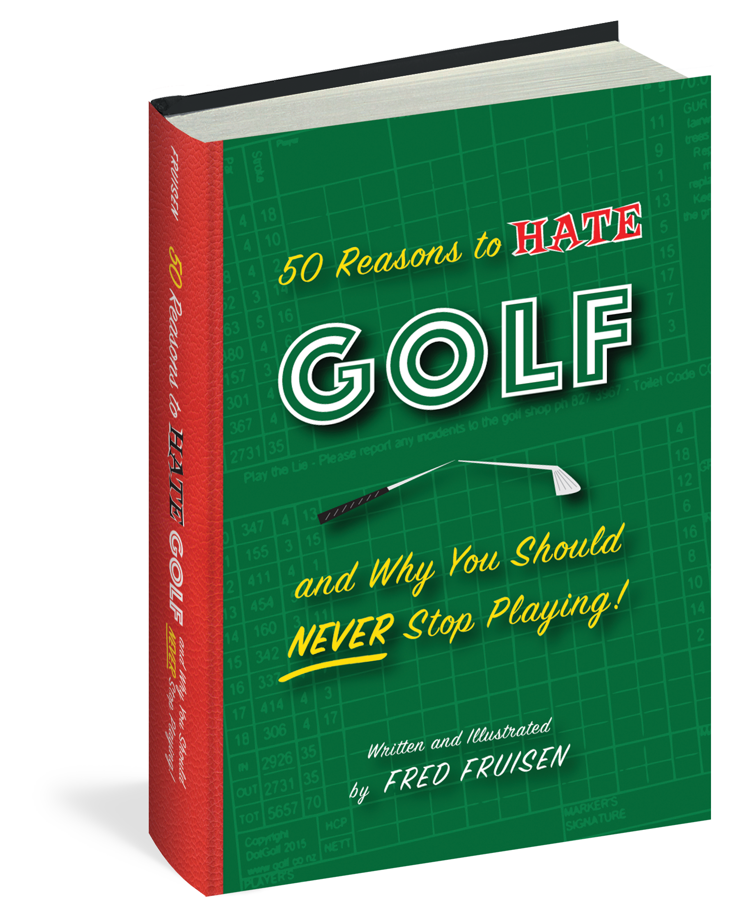 50 Reasons to Hate Golf