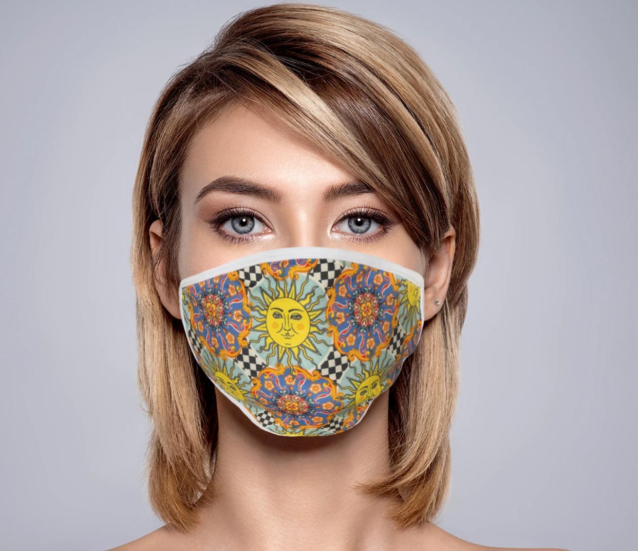 Fashion Face Mask - Sole - Adult