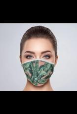 Fashion Face Mask - Palms - Adult