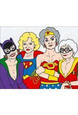 Trevor Wayne Golden Heroes (11x14 Image)