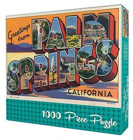 Palm Springs Greetings from Palm Springs Puzzle