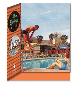 Palm Springs Palm Springs Holiday Postcard Set