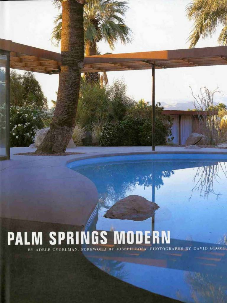 Rizzoli Palm Springs Modern