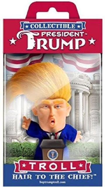 President Trump Troll Doll