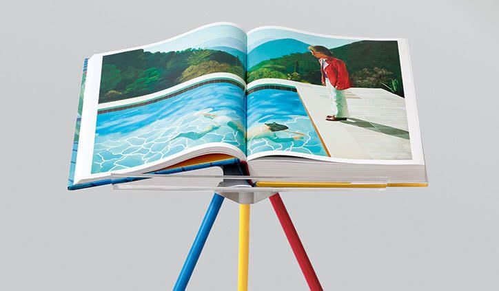 David Hockney: A Bigger Book (Sumo Edition)